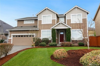 Bothell Single Family Home For Sale: 21917 41st Ave SE