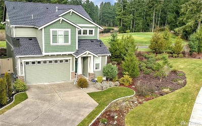 Lacey Single Family Home For Sale: 8874 Shepard Wy NE