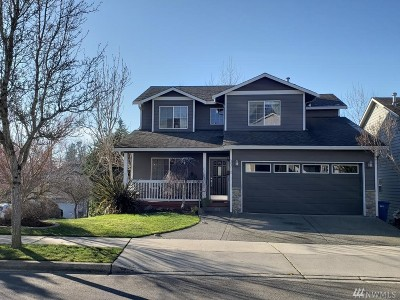 Marysville Single Family Home For Sale: 3310 68th Dr NE
