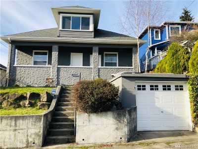 Seattle Multi Family Home For Sale: 4313 4th Ave NE