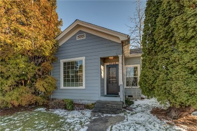 Whatcom County Single Family Home Pending Inspection: 2514 I St