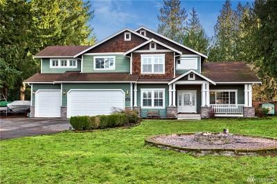 Arlington Single Family Home For Sale: 19001 23rd Ave NE