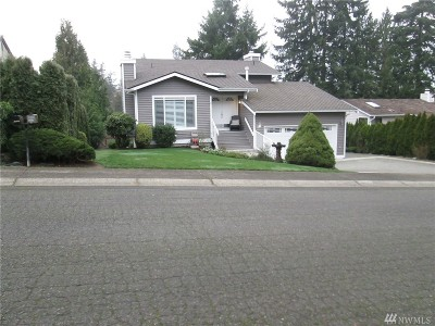 Renton Single Family Home Contingent: 16633 163rd Place SE
