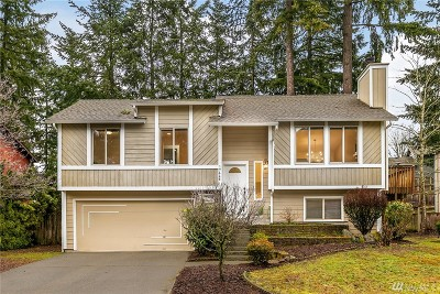 Renton Single Family Home For Sale: 17648 152nd Place SE