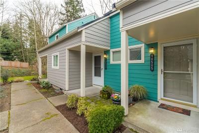 Kirkland Condo/Townhouse For Sale: 10505 NE 115th Lane