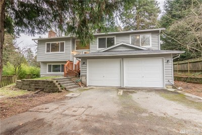 Shoreline Single Family Home For Sale: 16058 Greenwood Ave N