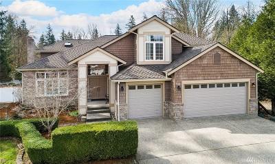 Redmond Single Family Home For Sale: 7205 245th Wy NE