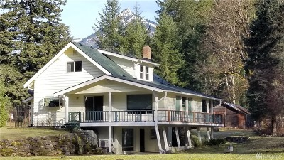 Lewis County Single Family Home For Sale: 128 Alder Rd