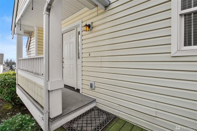 Tacoma Condo/Townhouse For Sale: 2908 S Proctor St #4