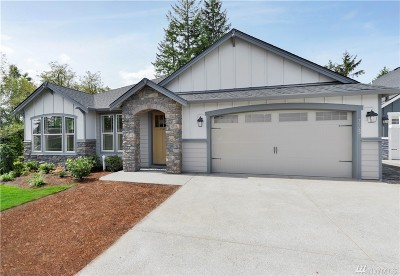 Bonney Lake Single Family Home For Sale: 7725 Connells Prairie Rd E