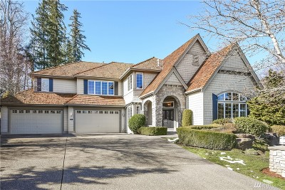 Sammamish Single Family Home For Sale: 2121 277th Ave SE