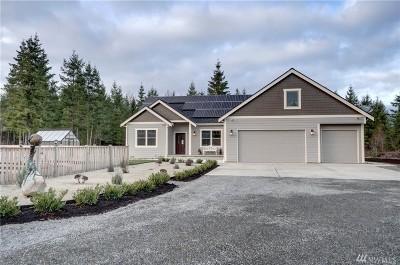 Thurston County Single Family Home For Sale: 14440 Mountain Vista Dr SE