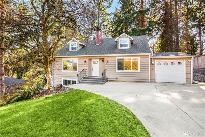 Bellevue Single Family Home For Sale: 10833 SE 14th St