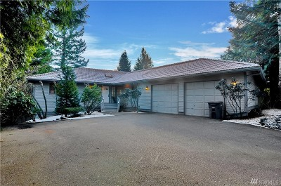 Gig Harbor Single Family Home For Sale: 5327 99th Ave NW