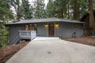 Bellingham WA Single Family Home For Sale: $289,500
