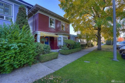Pierce County Condo/Townhouse For Sale: 217 Tacoma Ave S
