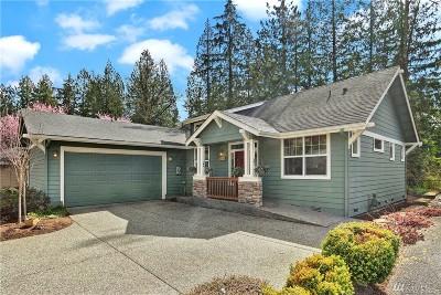 Redmond Single Family Home For Sale: 24405 NE Vine Maple Wy