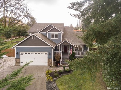 Puyallup Single Family Home For Sale: 2308 13th Av Ct SW