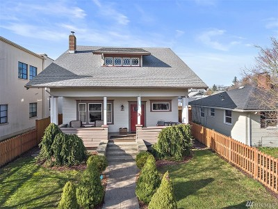 Single Family Home Sold: 211 N Rock St
