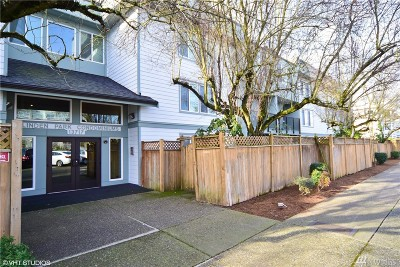 Seattle Condo/Townhouse For Sale: 13717 Linden Ave N #322