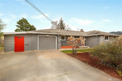 Mount Vernon Single Family Home Pending: 1114 S 18th St