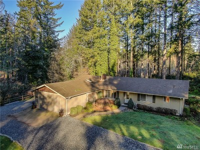 Gig Harbor Single Family Home For Sale: 6223 85th St NW