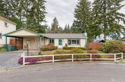 Kenmore Single Family Home For Sale: 6128 NE 203rd St