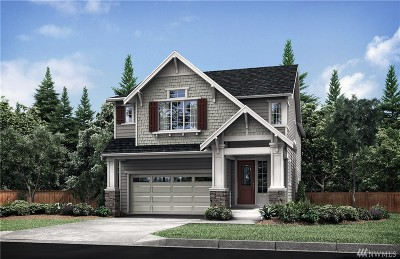 Woodinville Single Family Home For Sale: 20454 132nd Ave NE #4