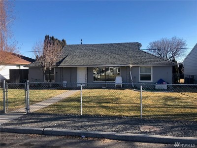 Ephrata Single Family Home For Sale: 1230 D St SW