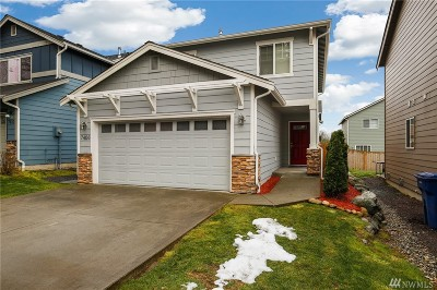 Lake Stevens Single Family Home For Sale: 7406 18th St SE