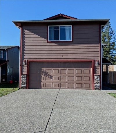 Rochester WA Single Family Home For Sale: $276,500