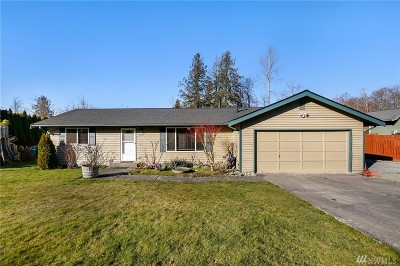 Skagit County Single Family Home Pending Inspection: 3909 Seneca Dr