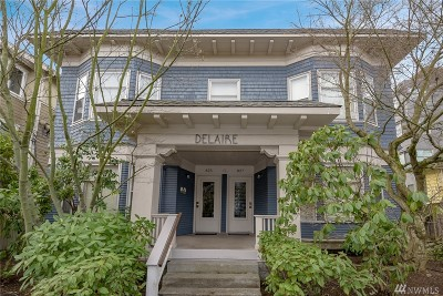 Seattle Multi Family Home For Sale: 825 13th Ave