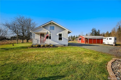 Everson, Nooksack Single Family Home For Sale: 6275 Everson Goshen Rd