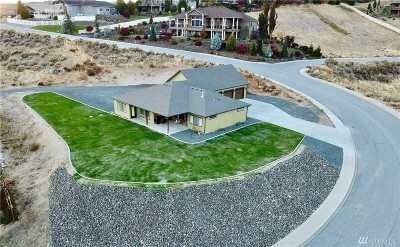 Wenatchee Single Family Home For Sale: 409 W Rolling Hills Lane