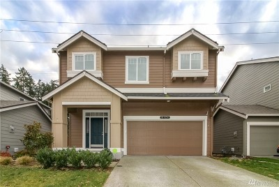 Puyallup Single Family Home For Sale: 8124 175th St Ct E