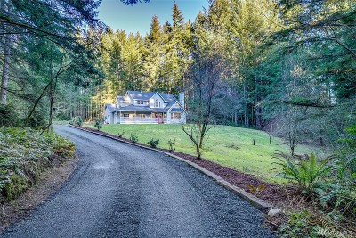 Poulsbo Single Family Home Pending: 21130 Raintree Place NW
