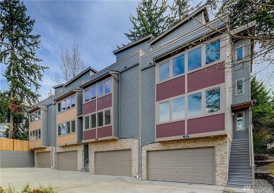 Kenmore Single Family Home For Sale: 17530 83 Place NE #101