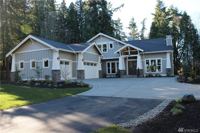 Snohomish County Single Family Home For Sale: 23516 75th Ave SE