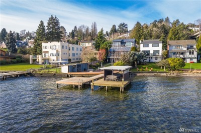 Seattle Single Family Home For Sale: 1410 Lakeside Ave S