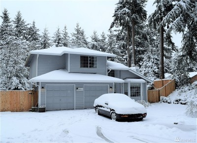 Puyallup Single Family Home Contingent: 11011 140th St E
