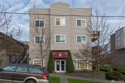 Condo/Townhouse Sold: 1808 E Union St #B