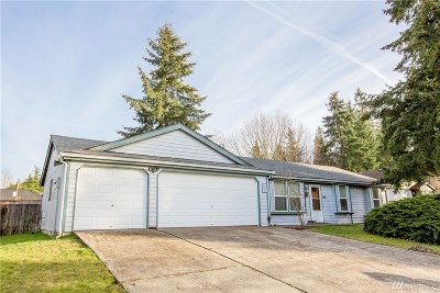 Puyallup WA Single Family Home For Sale: $280,000