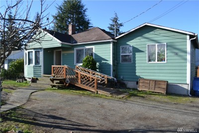Tacoma Single Family Home For Sale: 6518 E Portland Ave