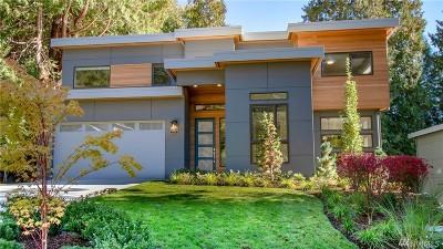 Kirkland Single Family Home For Sale: 10834 108th Ave NE