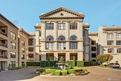 Condo/Townhouse For Sale: 201 Galer St #434