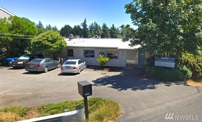 Seattle Commercial For Sale: 11300 25th Ave NE