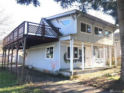 Tacoma Single Family Home For Sale: 3815 E K St