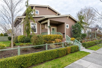 Anacortes Single Family Home For Sale: 1214 5th St