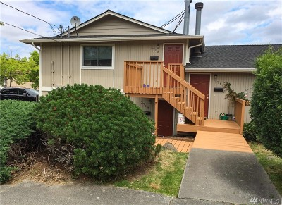 Seattle Multi Family Home For Sale: 3716 S Oregon St